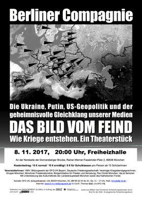 Berliner Compagnie - Das Bild vom Feind