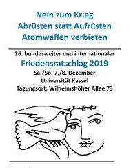 friedensratschlag.de